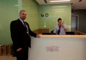 Bővültünk a Wizz Air-nél