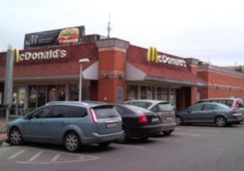 Újabb McDonald's -et őrzünk