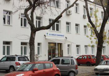 Megkezdtük a Jahn Ferenc Kórház egyik intézetének őrzését