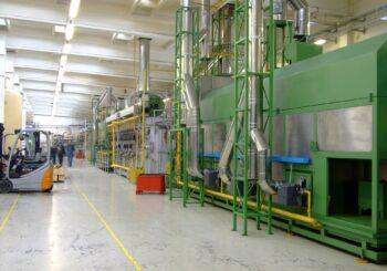 Több gyártócsarnokban végeztünk hidegködös fertőtlenítést