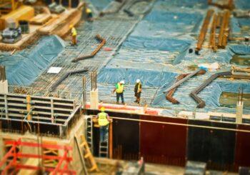 Mi biztosítjuk egy nagyszabású építési projekt őrzés-védelmét